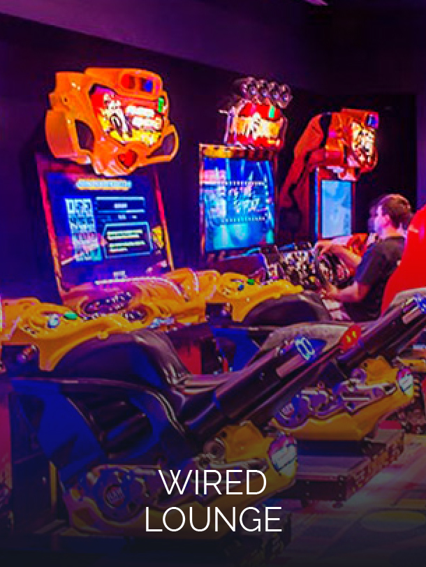Wired Lounge